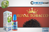ELİKİT - NATURA - 30ml ROYAL TOBACCO - 0mg %80 VG ( NİKOTİNSİZ ) görsel 1