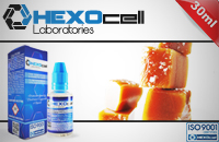 ELİKİT - HEXOCELL - 30ml LONDON RAIN -  9mg %80 VG ( ORTA NİKOTİNLİ ) görsel 1