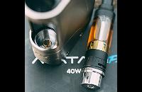 ESİGARA - Puff AVATAR FX Mini 40W TC Isı Ayarlı Mod ( Gümüş ) görsel 8