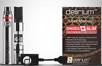 ESİGARA - delirium Swiss & Slim V2 ( Gümüş ) görsel 5