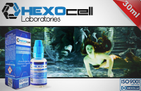 ELİKİT - HEXOCELL - 30ml LOST ATLANTIS - 6mg %80 VG ( DÜŞÜK NİKOTİNLİ ) görsel 1
