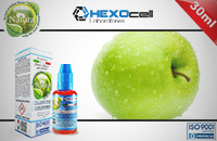 ELİKİT - NATURA - 30ml GREEN APPLE - 6mg %80 VG ( DÜŞÜK NİKOTİNLİ ) görsel 1