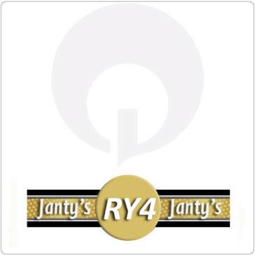 ELİKİT 10ml - JANTY RY4 9mg ( ORTA NİKOTİNLİ ) - PG