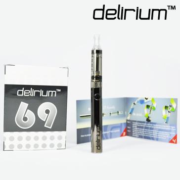ESİGARA - Delirium 69 ( eVod BCC )