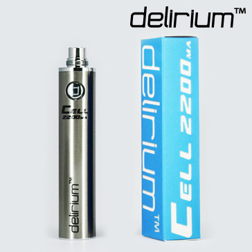 BATARYA - delirium Cell 2200mAh ( Gümüş )