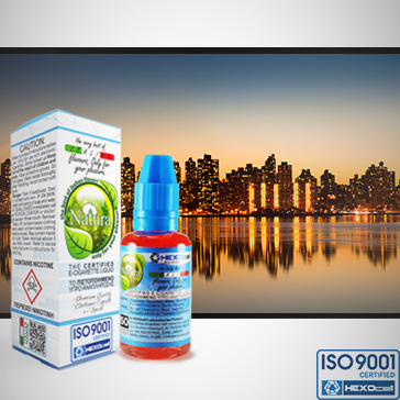 ELİKİT - NATURA - 30ml MANHATTAN - 0mg %80 VG ( NİKOTİNSİZ )