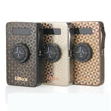 ESİGARA - VAPROS iBox 3-25Watt Box MoD ( GÜMÜŞ )