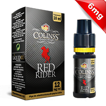 ELİKİT - COLINS'S 10ML - RED RIDER – 6mg