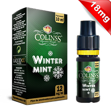 ELİKİT - COLINS'S 10ML - WINTER MINT – 18mg