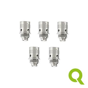 ATOMİZER - Puff Q18 & Q25 1.5Ω Atomizer Kafası ( 5x )