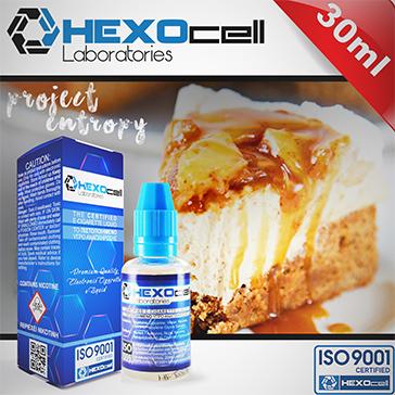 ELİKİT - HEXOCELL - 30ml PROJECT ENTROPY - 6mg %80 VG ( DÜŞÜK NİKOTİNLİ )