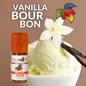 DIY - 10ml FlavourArt Aroma - Vanilla Bourbon (Orta Sertlikte Vanilya)