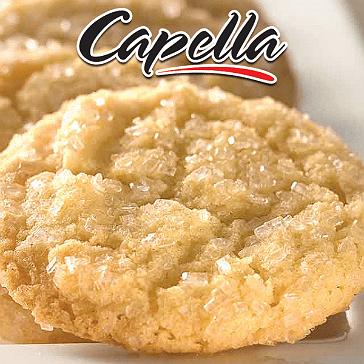 DIY - 10ml Capella Aroma - Sugar Cookie V2 (Bol Şekerli Sade Kurabiye - Yenilenmiş Versiyon)