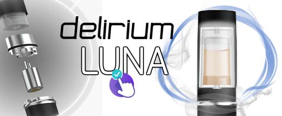 delirium, delirium elektronik sigara, sigarayı bırakmak, delirium esigara, delirium luna, luna