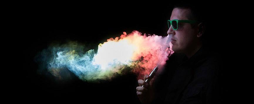 Elektronik sigara dili yorabilir