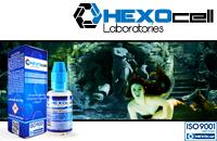 ELİKİT - HEXOCELL - 30ml LOST ATLANTIS - 0mg %80 VG ( NİKOTİNSİZ ) görsel 1
