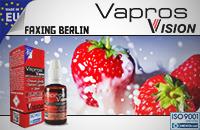 ELİKİT - VISION/VAPROS - 30ml FAXING BERLIN - 9mg %80 VG ( ORTA NİKOTİNLİ ) görsel 1