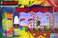 ELİKİT - LIQUELLA - 30ml SIRIUS CEREALS - 3mg %80 VG ( ÇOK DÜŞÜK NİKOTİNLİ ) görsel 1
