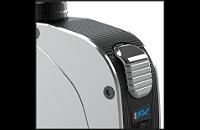 ESİGARA - Puff AVATAR FX Mini 40W TC Isı Ayarlı Mod ( Gümüş ) görsel 3