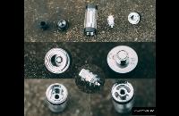 ESİGARA - Puff AVATAR FX Mini 40W TC Isı Ayarlı Mod ( Gümüş ) görsel 4