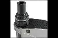ESİGARA - Puff AVATAR FX Mini 40W TC Isı Ayarlı Mod ( Gümüş ) görsel 5