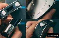 ESİGARA - Puff AVATAR FX Mini 40W TC Isı Ayarlı Mod ( Gümüş ) görsel 7