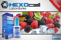 ELİKİT - HEXOCELL - 30ml FROZEN FRUITS - 3mg %80 VG ( ÇOK DÜŞÜK NİKOTİN ) görsel 1