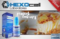 ELİKİT - HEXOCELL - 30ml PROJECT ENTROPY - 6mg %80 VG ( DÜŞÜK NİKOTİNLİ ) görsel 1