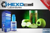 ELİKİT - HEXOCELL - 30ml APPLE SPARKLE - 6mg %80 VG ( DÜŞÜK NİKOTİNLİ ) görsel 1