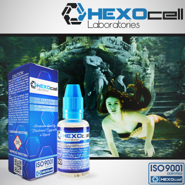 ELİKİT - HEXOCELL - 30ml LOST ATLANTIS - 0mg %80 VG ( NİKOTİNSİZ )