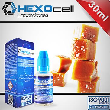 ELİKİT - HEXOCELL - 30ml LONDON RAIN -  9mg %80 VG ( ORTA NİKOTİNLİ )