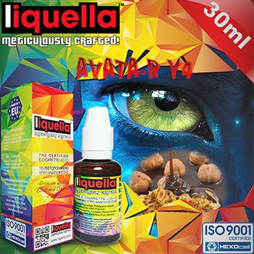 ELİKİT - LIQUELLA - 30ml AVATA-R Y4 - 3mg %80 VG ( ÇOK DÜŞÜK NİKOTİNLİ )