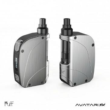 ESİGARA - Puff AVATAR FX Mini 40W TC Isı Ayarlı Mod ( Gümüş )