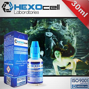 ELİKİT - HEXOCELL - 30ml LOST ATLANTIS - 6mg %80 VG ( DÜŞÜK NİKOTİNLİ )