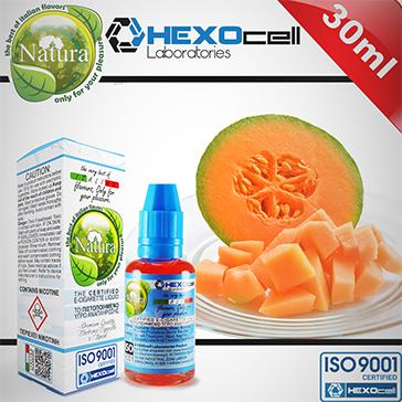 ELİKİT - NATURA - 30ml SWEET MELON - 18mg %80 VG ( YÜKSEK NİKOTİNLİ )