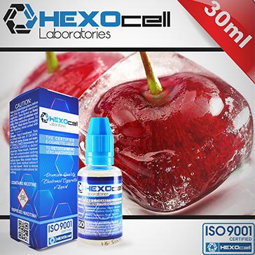 ELİKİT - HEXOCELL - 30ml CHERRY LIPS - 6mg %80 VG ( DÜŞÜK NİKOTİNLİ )