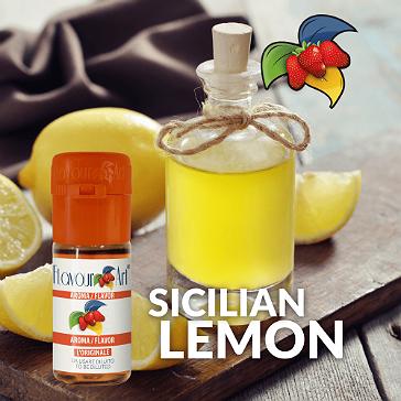 DIY - 10ml FlavourArt Aroma - Lemon Sicily (Limoncello/Limon Likörü)