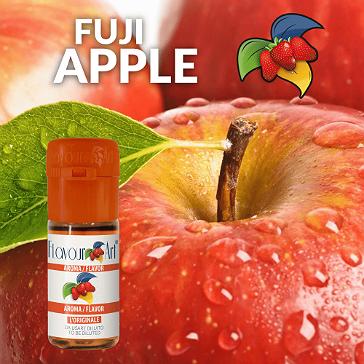 DIY - 10ml FlavourArt Aroma - Fuji Apple (Hafif Ekşi Yeşil ve Kırmızı Elma Karışımı)