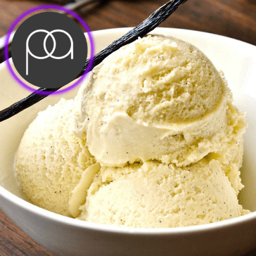 DIY - 10ml The Perfumer's Apprentice Aroma - Vanilla Bean Ice Cream (Hafif Tütsülü Vanilyalı Dondurma)